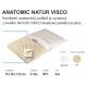 ANATOMIC NATUR VISCO anatomický polštář