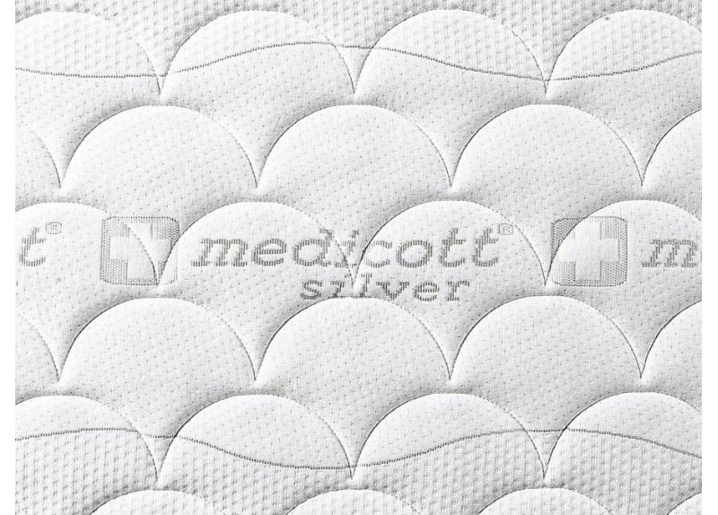 MEDICOTT SILVER - náhradní potah na matraci
