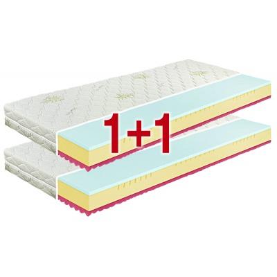 VISCO DREAM 1+1 sendvičová matrace
