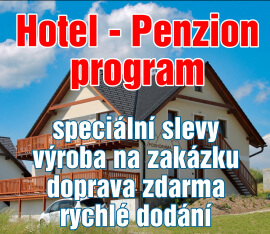 Hotel Penzion program