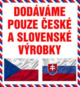 ČR a SR výrobky